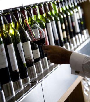 Weinautomat