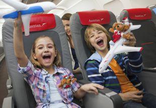 Austrian Airlines Kids