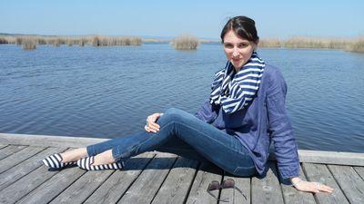 Steg am Neusiedlersee